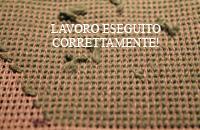 Parte posteriore CORRETTA