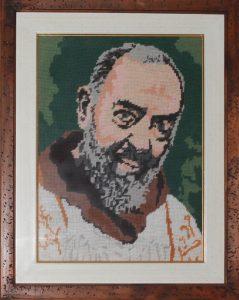 Il volto di Padre Pio